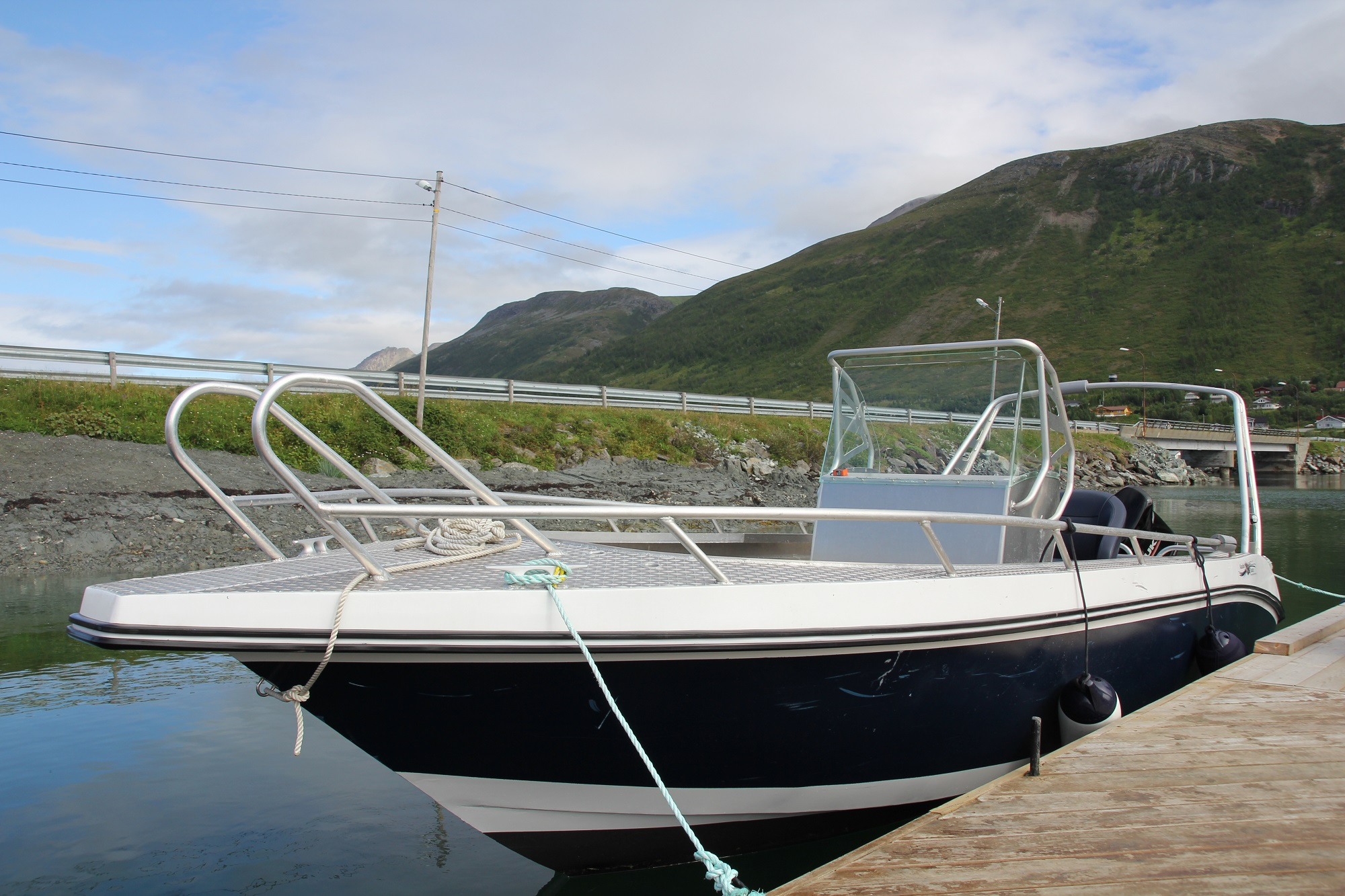 140 PS starke Kaasbøll-Boote